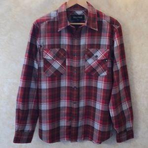 👔Marmot👔Flannel Shirt